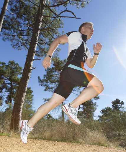 Träningsprogram för en snabbare mil löpning