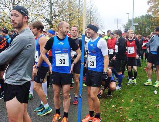 växjo marathon tavlingsrapport