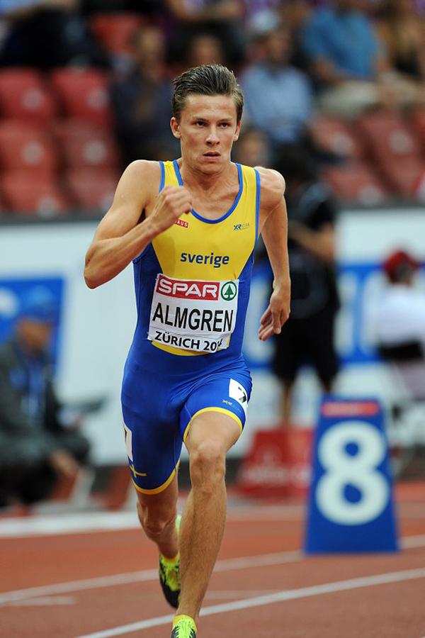 Men 800m 14882Sweden   Andreas ALMGREN31:48.22Q