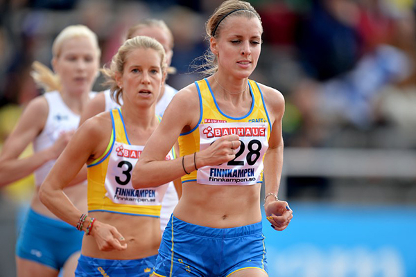 10000 m Kvinnor/Naiset         3Cecilia Norrbom88SWE35:04.12PB
