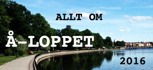 Allt om Å-Loppet 2016