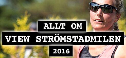 Allt om View Strömstadmilen 2016