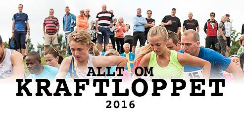 Allt om Kraftloppet 2016
