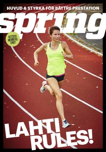 Spring medlemstidning #2 2016