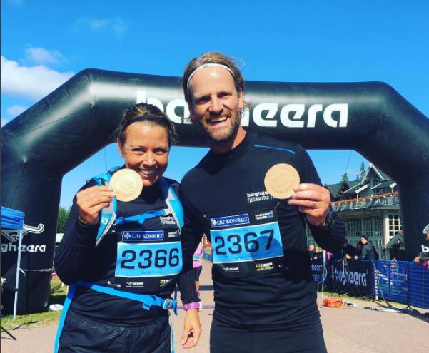 Bagheera Fjällmaraton 21K - 2017