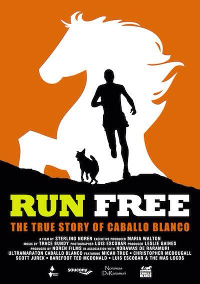 Run free movie poster
