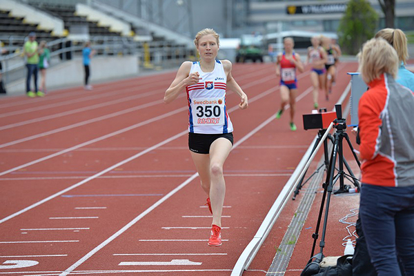 Frida Kristiansson, Örgryte IS, 800 meter
