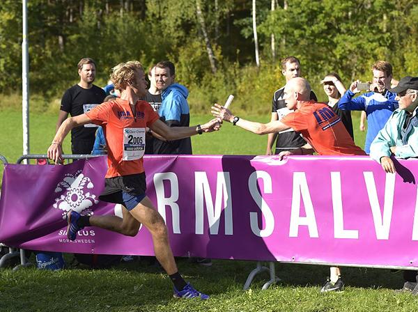 Andreas Åhwall, Hässelby SK,  Olle Walleräng, Spårvägens FK, Team Mats Andreason,