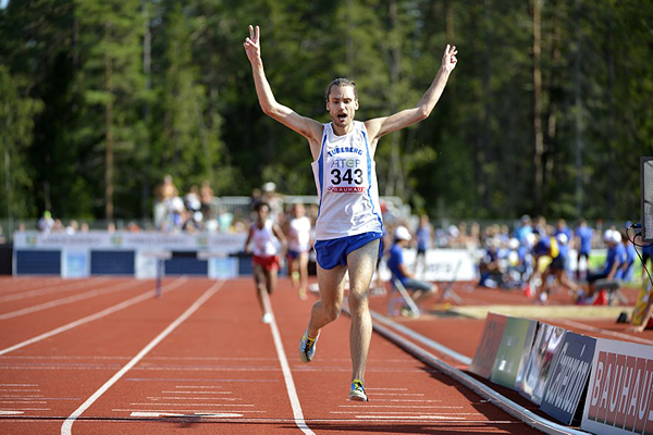 M 3000m hinder Final2 aug  1 Daniel Lundgren85Turebergs FK8:51.50