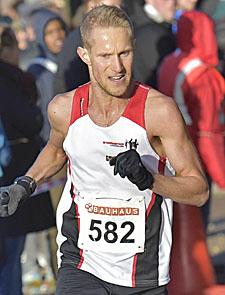 Johan Larsson, Strömstads LK, femma herrarns 12 kilometer,