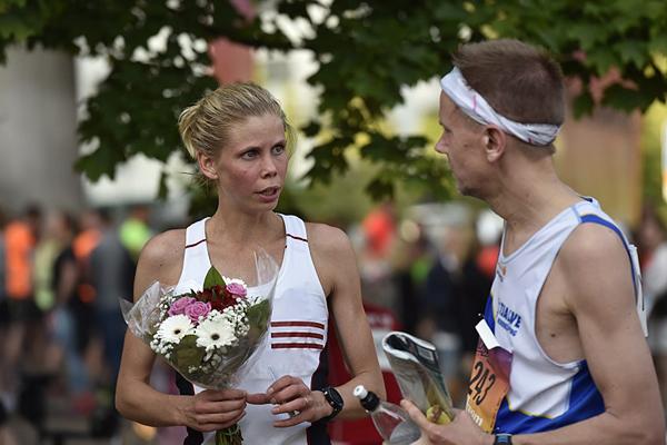 1 » Maria Larsson 1994 Örgryte IS SM K22 , Mikael Grip,