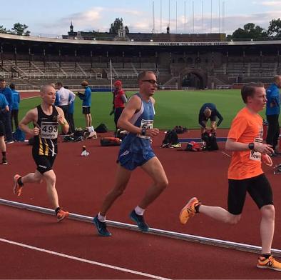 Andreas 10 000m 2016